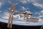 ISS Streaming Webcam