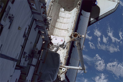 ISS / Endeavour  STS-097