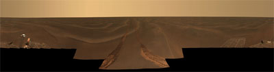 Opportunity 'Rub al Khali' Panorama