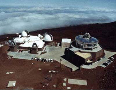 MSSS Telescope op Hawaii