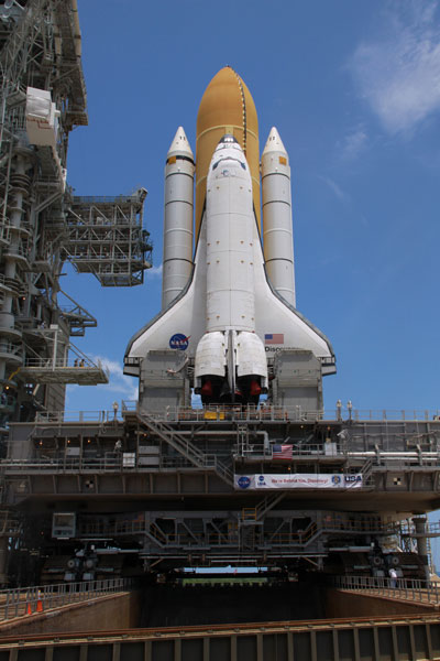 Spaceshuttle Discovery