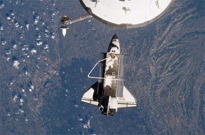 Spaceshuttle Atlantis