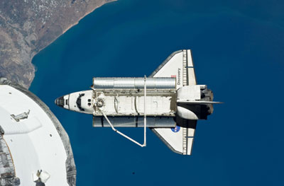 Discovery STS-133