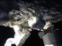 Spacewalk Expedition 35