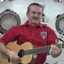 Commandant en muzikant Chris Hadfield