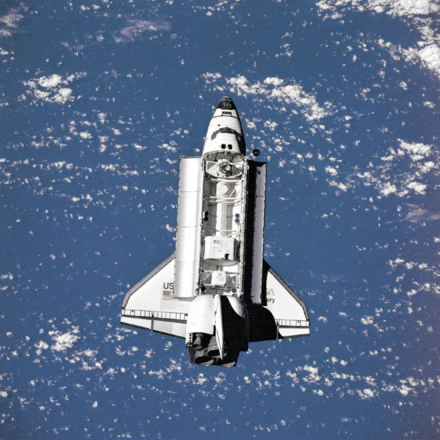 foto space shuttle discovery - photo #9