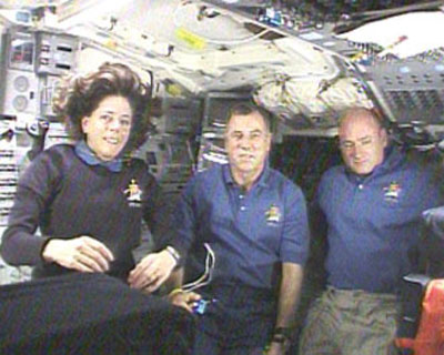 STS-118 Interview