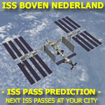 ISS Pass Predictor