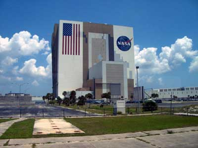 Het Kennedy Space Center, Florida